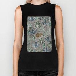 Save the frogs! Biker Tank