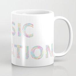 Music Education Coffee Mug