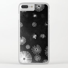 Mars at Night Clear iPhone Case