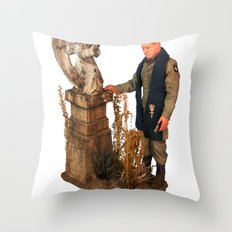 One Sixth Custom Figure 12 Throw Pillow