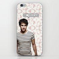 darren criss iPhone & iPod Skins featuring Darren Criss  by Hannah
