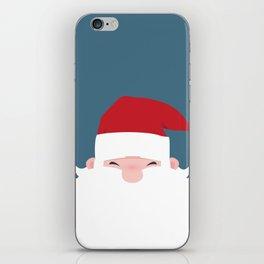 Santa Claus iPhone Skin