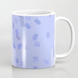 Light blue puzzle Coffee Mug
