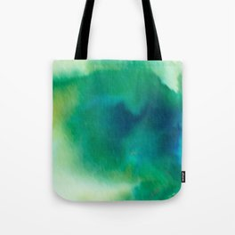 Ethereal Green Tote Bag