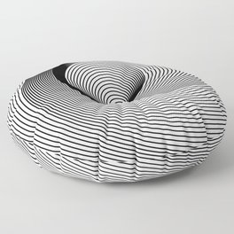 Swirl Floor Pillow