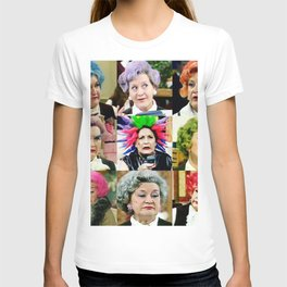 The Faces of Slocombe T-shirt