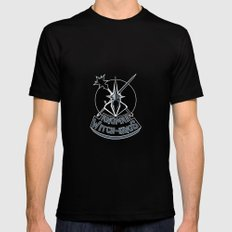 Angmar Witch-Kings MEDIUM Black Mens Fitted Tee