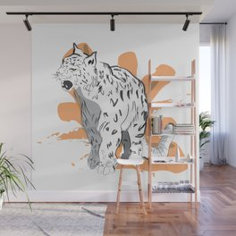 The Wild Wall Mural