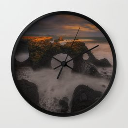 A Great Piece Of Art Wall Clock