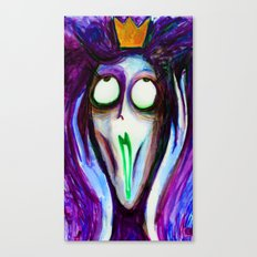 Madness Of The Queen Canvas Print