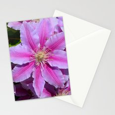 Burst of pink by Teresa Thompson Stationery Cards