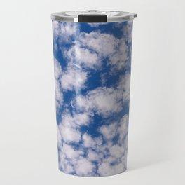 Cloud Pattern over Haines, Alaska by Mandy Ramsey Travel Mug