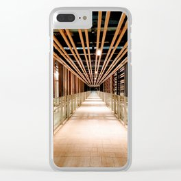Tokyo Midtown Clear iPhone Case