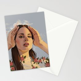 Lana Roses Stationery Cards