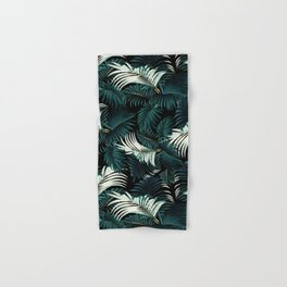 TROPICAL JUNGLE - Night Hand & Bath Towel