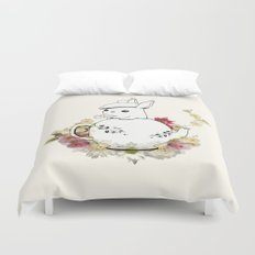 Chamomillo Duvet Cover