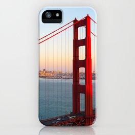 Golden Gate Bridge - San Francisco iPhone Case