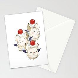 Moogle Moogle final fantasy Stationery Cards