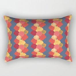 Rosie Stripes Rectangular Pillow