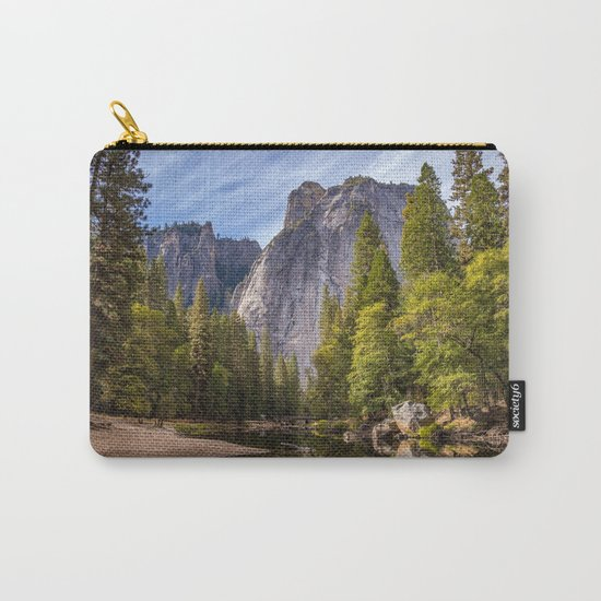 Heavenly Landscape Carry-All Pouch