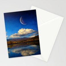 Epic Autumn Blues  Stationery Cards