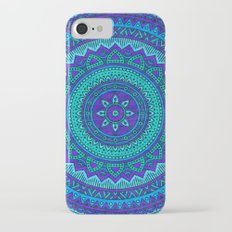 Hippie mandala 55 iPhone 7 Slim Case