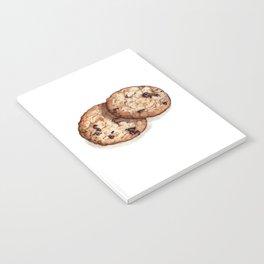 Desserts: Oatmeal Raisin Cookies Notebook