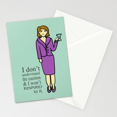 Lucille Bluth Stationery Cards