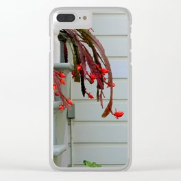 What's Up Bud? Clear iPhone Case