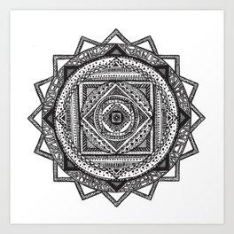 A Harmony Art Print