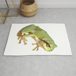 European Tree Frog Rug