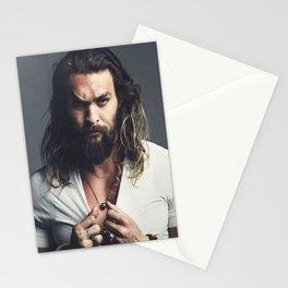 Jason Momoa Pillow Cushion Stationery Cards
