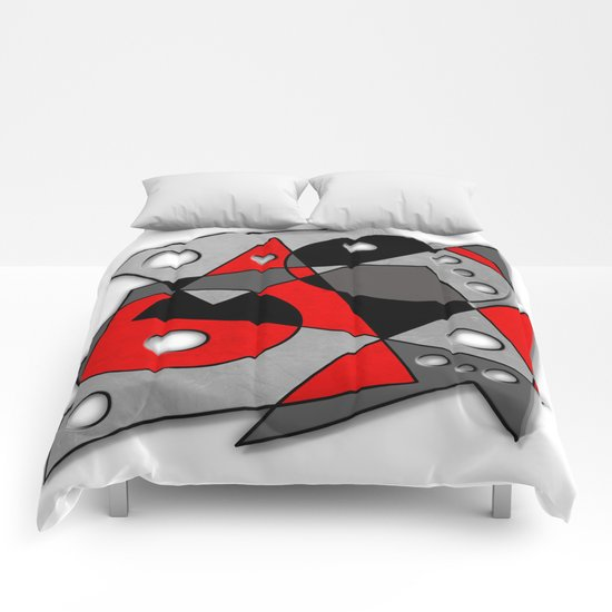 Abstract #282 Comforters