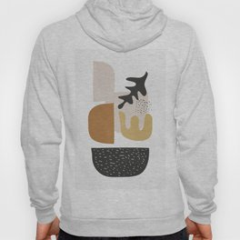 Abstract Shapes  2 Hoody
