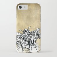 transformer iPhone & iPod Cases featuring Transformer by Dave Houldershaw