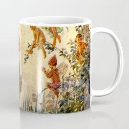 """Vintage Fairies' by Margaret Tarrant Coffee Mug"