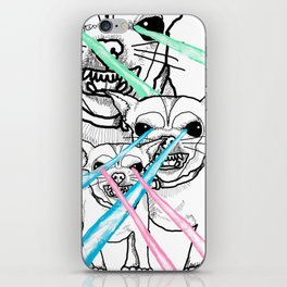 DESTROY iPhone Skin