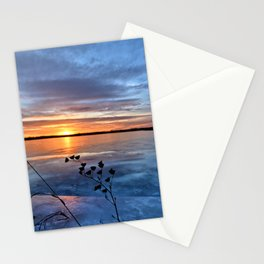 Late Autumn Sun Stationery Cards