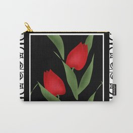 And I have spring . Carry-All Pouch