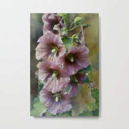 What A Holly Day Metal Print