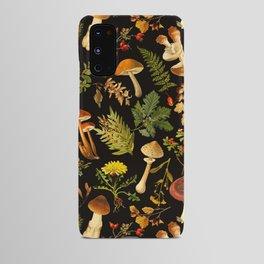 Vintage & Shabby Chic - Autumn Harvest Black Android Case