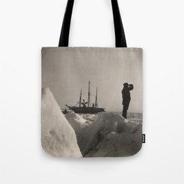 Nansen's Fram North Pole Expedition Tote Bag
