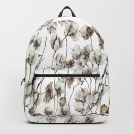 Cotton Boll Backpack