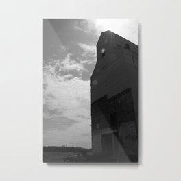 Grainery Metal Print