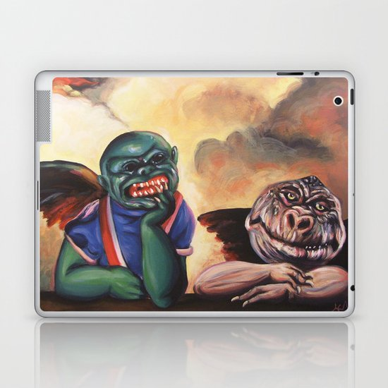 Ghoulubs Laptop & iPad Skin
