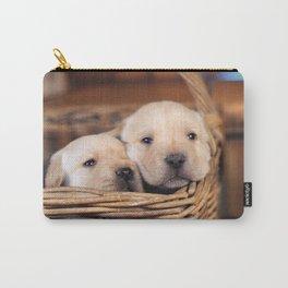Puppies Labrador Retriever Carry-All Pouch