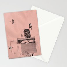 fin de emision Stationery Cards