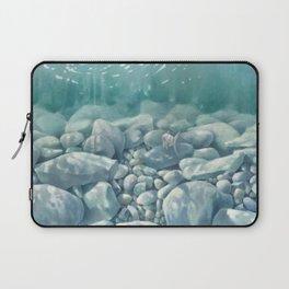 Vermont Stream Bed Laptop Sleeve