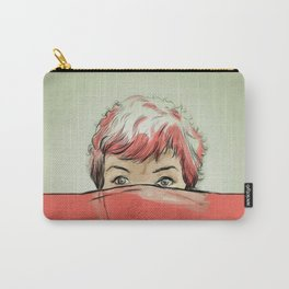 RGD Girl Portrait | Doc Sluggo Carry-All Pouch