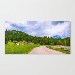 Seefeld in Tirol, Austria Canvas Print